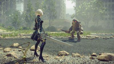 Final Fantasy 15 & NieR: Automata Content Collaboration Revealed