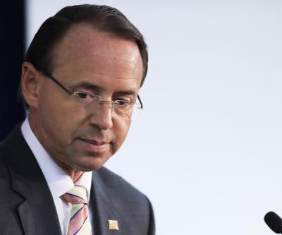 Deputy AG Rod Rosenstein, President Trump reschedule meeting, White House reports