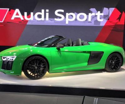 Now We Hear The V6 Audi R8 Is Not Happening