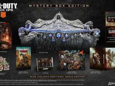 Call of Duty: Black Ops 4 Mystery Box Edition Is Horrifyingly Accurate