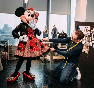 Disney Fans Will Be Obsessed with Coach's Minnie Mouse Collaboration