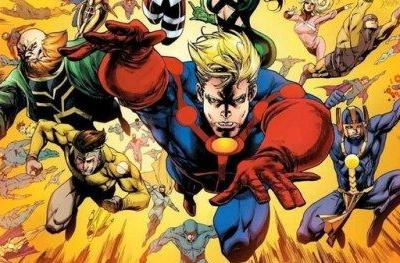 Marvel's The Eternals Gets The Rider Director Chloe