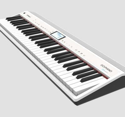Roland's GO:PIANO Will Come With Alexa Built Into It