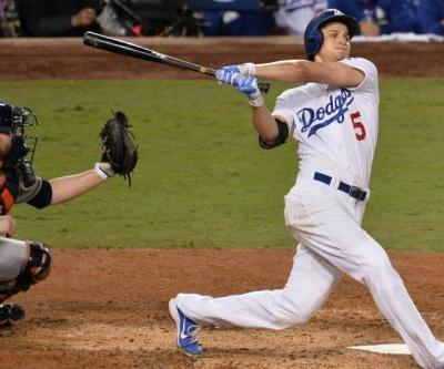 Dodgers place shortstop Corey Seager on 10-day injured list