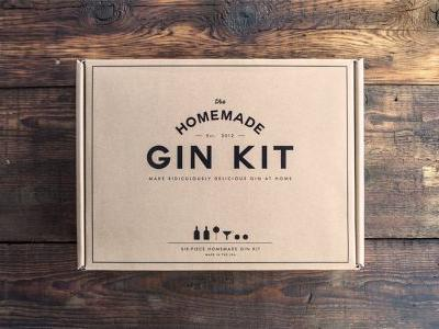 This Homemade Gin Kit Is A Must Have For Every Gin and Cocktail Lover