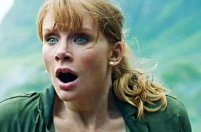 Bryce Dallas Howard Shares Her Hopes and Plans for Jurassic