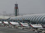 Dubai Airport says it is the world's busiest for international travel for a fifth year in a row