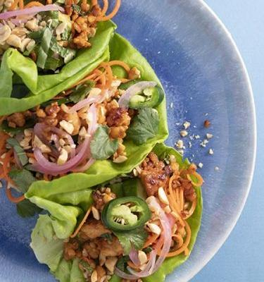 What to cook with tempeh? We've got ideas