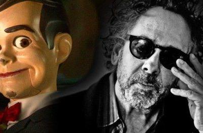 Tim Burton Almost Made a Goosebumps Movie in the 90sAuthor R.L