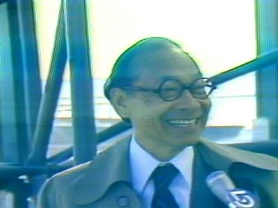 I.M. Pei, architect who designed JFK Library, dies at 102