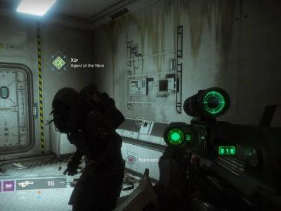 Destiny 2: Xur location and inventory for November 17-21