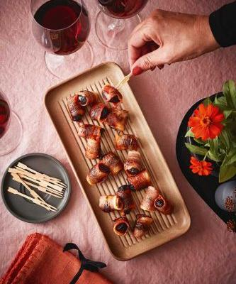 Recipe: Ruth Pretty's Devils on Horseback
