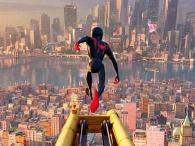 Post Malone Drops Full Into the Spider-Verse Music Video
