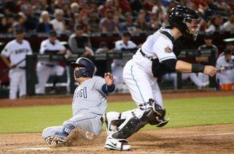 D-backs avoid being no-hit but crumble in 9th in loss to Padres