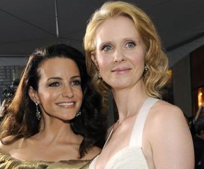 Kristin Davis endorses Cynthia Nixon for governor