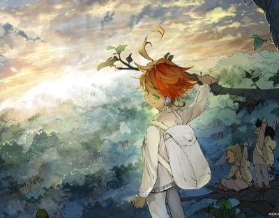 The Highly Anticipated Anime THE PROMISED NEVERLAND Will Stream on Amazon Prime in Japan When it is Released