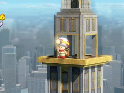 Captain Toad: Treasure Tracker - How to Access the Super Mario Odyssey Stages Immediately