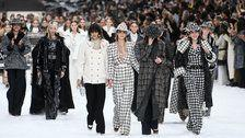 See All The Photos From Karl Lagerfeld's Final Chanel Collection