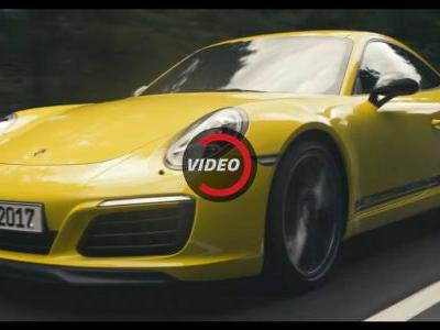 Video Shows Off Porsche's Lightest 991 To Date, The New 911 Carrera T