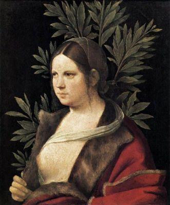 Women by Giorgione - Giorgio Barbarelli from Castelfranco 1477-1510 including Judith & Holofernes