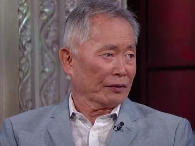 Of Course, Star Trek's George Takei Threw A Little Shade At William Shatner's Space Flight