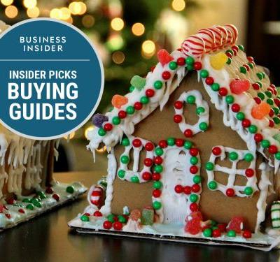 The best gingerbread house kits you can buy