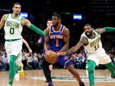 NBA wrap: Celtics back to 'having fun' again after fourth win in a row