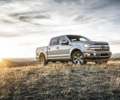 These were the top-selling trucks in America last year