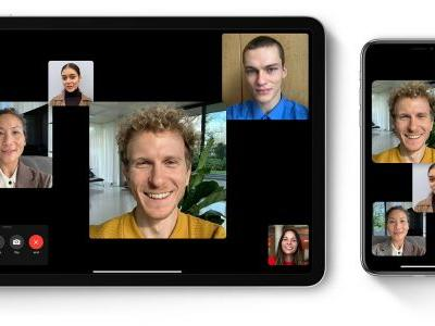 Apple users set all-time record for FaceTime calls over the holidays