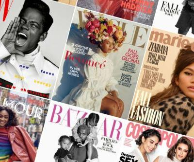 Diversity on American September Covers Increased by More Than 30 Percent in 2018