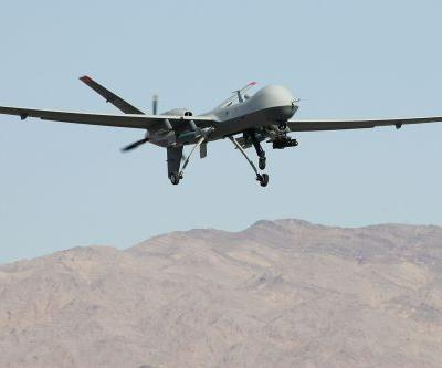 Leader of Iran's Revolutionary Guard: Downed drone sends a 'clear message'