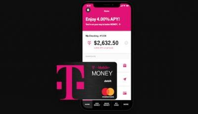 T-Mobile Money Is A Checking Account Service For Magenta's Customers