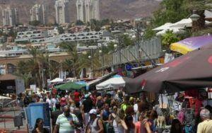 Israel opens its airport to boost tourism in Eilat
