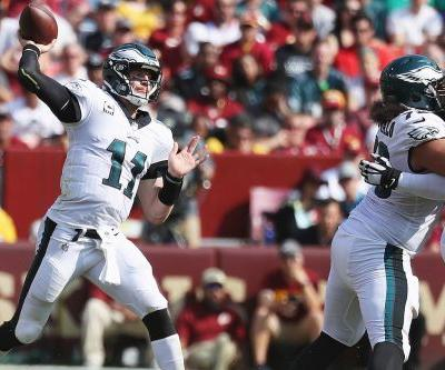 Vikings Vs. Eagles Live Stream: Watch NFL Week 5 Free Online