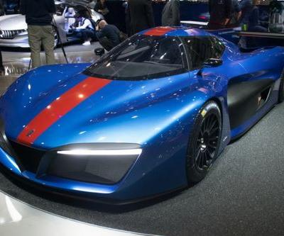 Pininfarina Begins Production of Its Hydrogen-Powered H2 Speed Track Car
