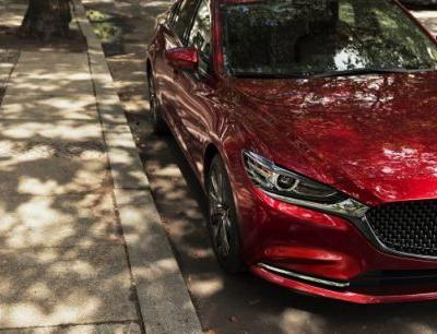 2018 Mazda 6: It's Turbo Time