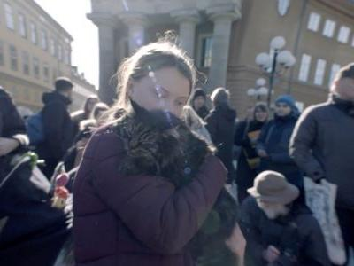 Watch our doc with Greta Thunberg and a generation of teenage activists
