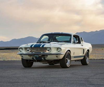 Ford To Make A 550 HP Continuation Model Of The '67 Shelby Super Snake