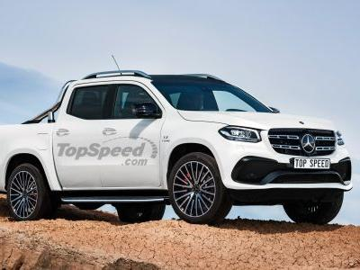 Mercedes-Benz Could Give The X-Class A V8 Offering If There Is Demand