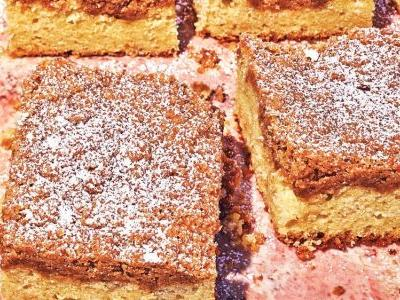 Crumb Cake Is Germany's Gift to Baking
