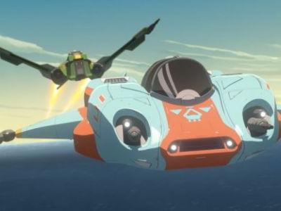 'Star Wars Resistance' Animated Shorts Have Some Fun on the Colossus