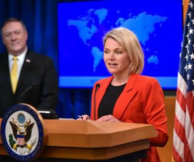 Nauert withdraws from consideration to become UN ambassador