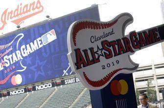 Indians unveil rocking logo for 2019 All-Star Game