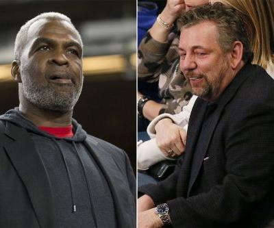 Charles Oakley: Dolan handled fan's comments like a 'bully'