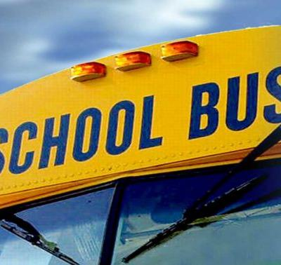 Bus with 48 students on board, tractor trailer collide on I-495, state police say