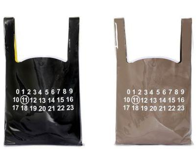 Maison Margiela's FW18 PVC Tote Bags Can Be Yours for $1,500 USD