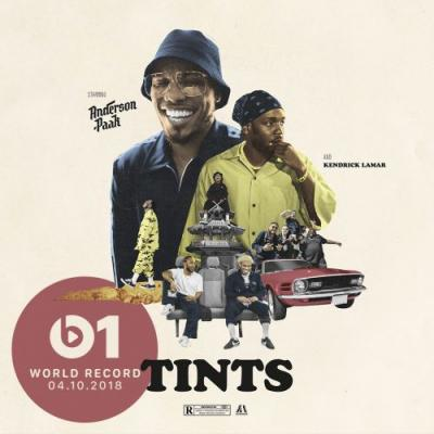 """Anderson .Paak and Kendrick Lamar's """"Tints"""" Is a Windows-Down Stunner"""