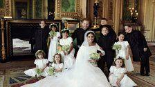 The Princess Diana Connection In Meghan Markle And Prince Harry's Wedding Photos