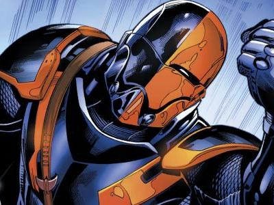 Deathstroke Just Became DC's Version of Darth Vader   Screen Rant