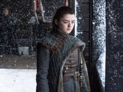 Game of Thrones: Maisie Williams Thought Her Love Scene Was A Prank